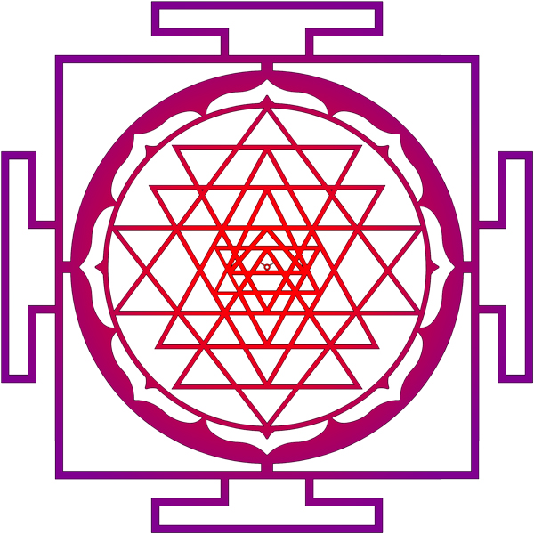Sacred Geometry main simbols